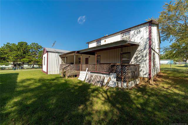 112539 S 4176 Road, Checotah, OK 74426 (MLS #1935512) :: Hopper Group at RE/MAX Results