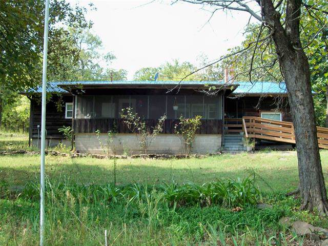 244 County Line Road, Eufaula, OK 74432 (MLS #1935637) :: Hopper Group at RE/MAX Results
