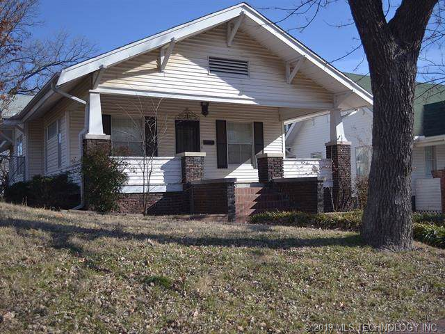 238 N Pecan Street, Nowata, OK 74048 (MLS #1935665) :: 918HomeTeam - KW Realty Preferred