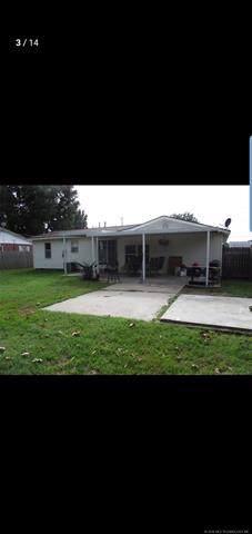 302 J. Street, Eufaula, OK 74432 (MLS #1935728) :: Hopper Group at RE/MAX Results