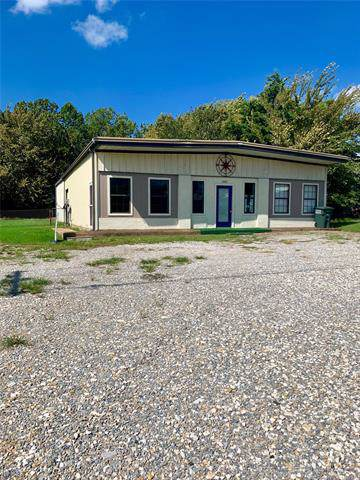 603 Hwy 70, Kingston, OK 73439 (MLS #1935802) :: Hopper Group at RE/MAX Results