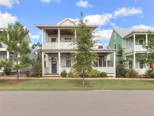 81 Ridgeline Road, Eufaula, OK 74432 (MLS #1935819) :: Hopper Group at RE/MAX Results