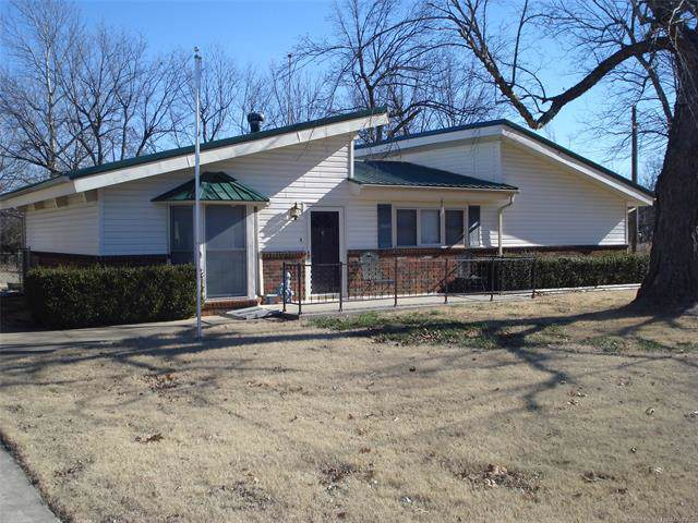 120995 S 4170 Road, Eufaula, OK 74432 (MLS #1935856) :: Hopper Group at RE/MAX Results