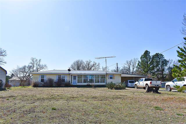 22860 E Hwy 3, Antlers, OK 74523 (MLS #1935999) :: Hopper Group at RE/MAX Results