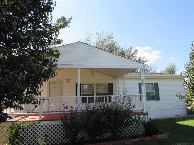1366 Creek Lane, Mannford, OK 74044 (MLS #1936162) :: 918HomeTeam - KW Realty Preferred