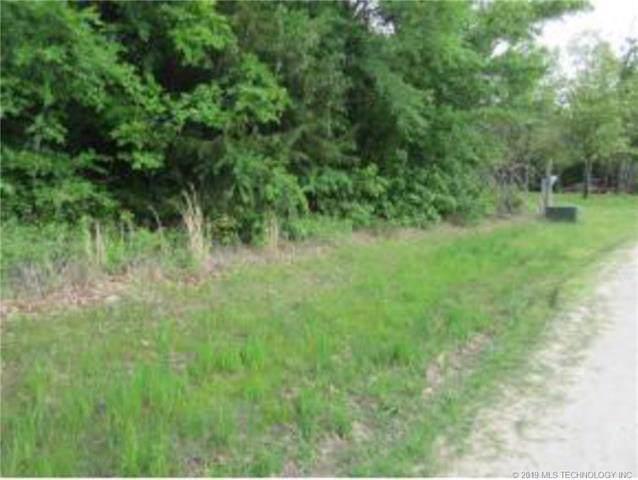 307 Hummingbird Lane, Eufaula, OK 74432 (MLS #1936175) :: Active Real Estate