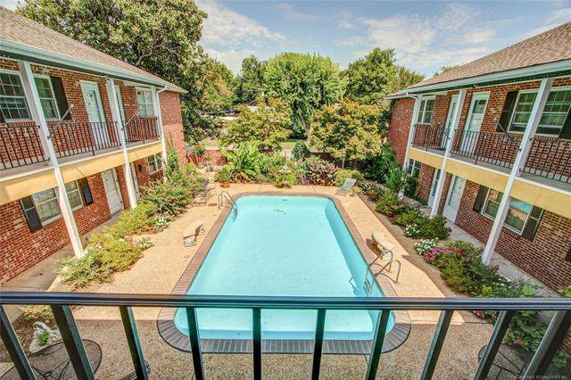 3701 Riverside Drive #9, Tulsa, OK 74105 (MLS #1936206) :: 918HomeTeam - KW Realty Preferred