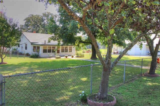 10102 N Bullard Chapel Road, Tishomingo, OK 73460 (MLS #1936265) :: Hopper Group at RE/MAX Results
