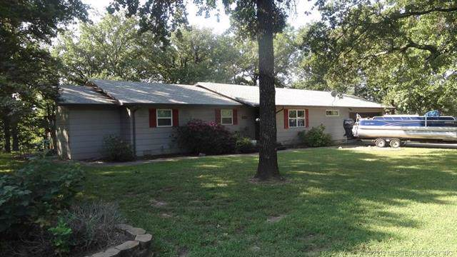 4169 Keeler Road, Kingston, OK 73439 (MLS #1936270) :: 918HomeTeam - KW Realty Preferred