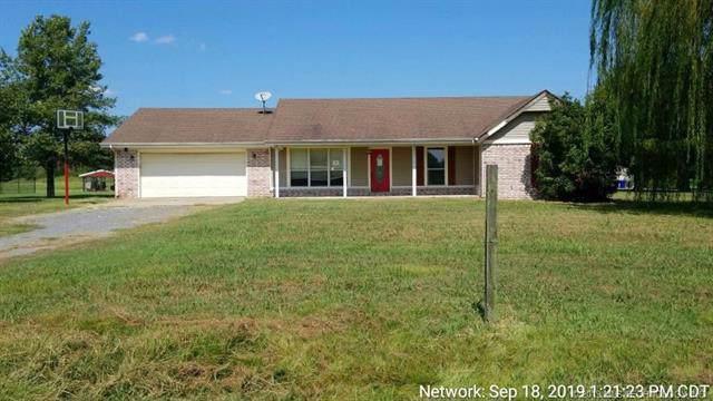 5210 W 26th Street N, Muskogee, OK 74401 (MLS #1936305) :: 918HomeTeam - KW Realty Preferred