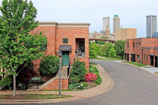 704 S Norfolk Avenue B, Tulsa, OK 74120 (MLS #1936458) :: 918HomeTeam - KW Realty Preferred