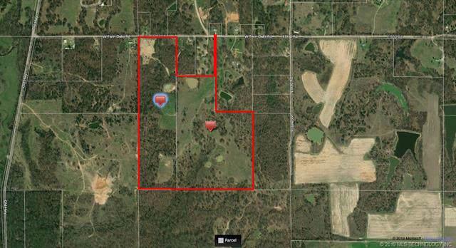 Twin Oaks Road, Atoka, OK 74533 (MLS #1936480) :: 918HomeTeam - KW Realty Preferred