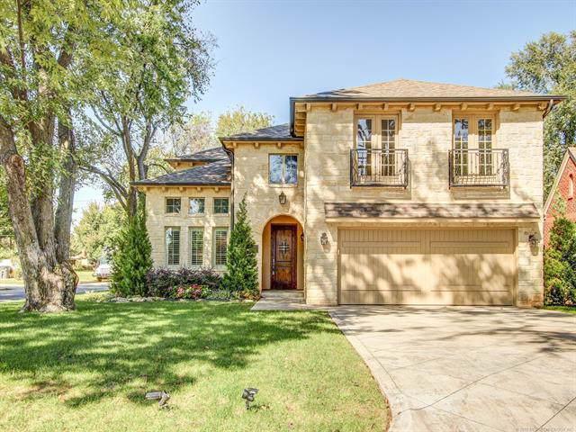 1401 E 34th Street, Tulsa, OK 74105 (MLS #1936498) :: 918HomeTeam - KW Realty Preferred