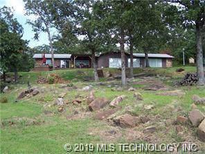 1082 Gaines Creek Loop, Eufaula, OK 74432 (MLS #1936508) :: Hopper Group at RE/MAX Results