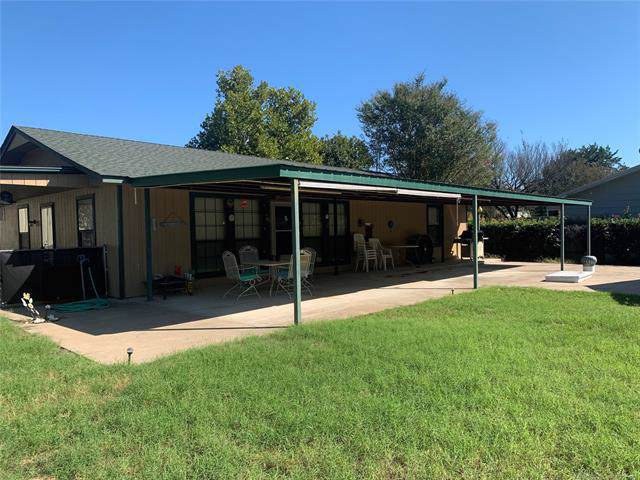 116349 S 4209 Road, Eufaula, OK 74432 (MLS #1936515) :: Hopper Group at RE/MAX Results