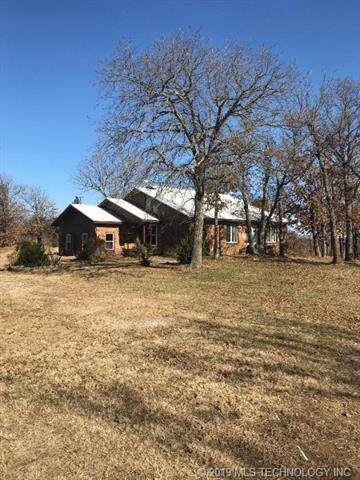 427486 Highway 266 Highway, Checotah, OK 74426 (MLS #1936610) :: Hopper Group at RE/MAX Results