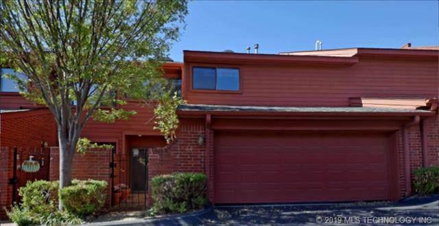 44 E Woodward Boulevard #13, Tulsa, OK 74114 (MLS #1936664) :: 918HomeTeam - KW Realty Preferred