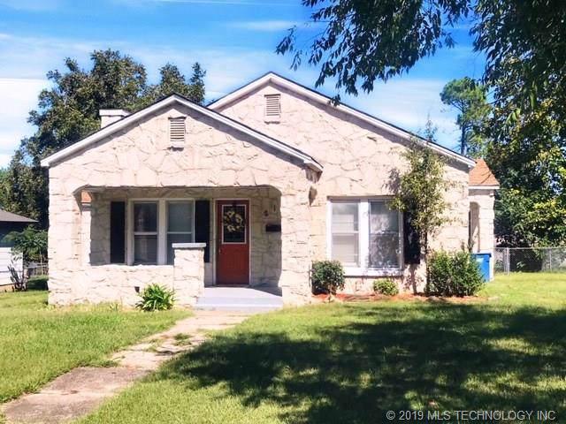 219 E Jackson Avenue, Mcalester, OK 74501 (MLS #1936727) :: 918HomeTeam - KW Realty Preferred