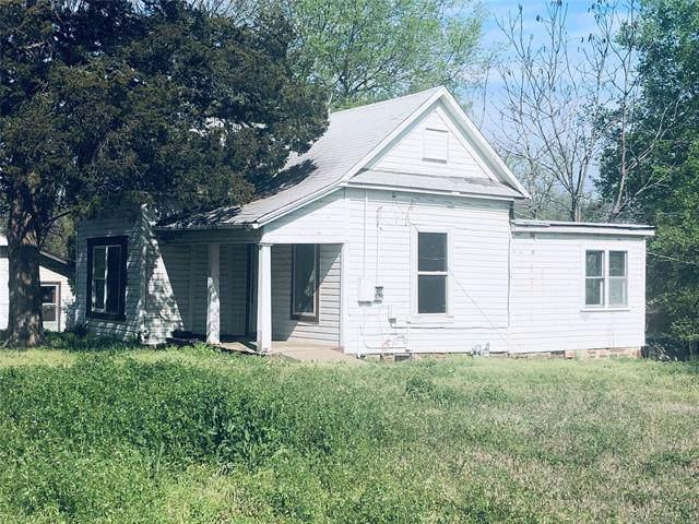 803 W Monroe Avenue, Mcalester, OK 74501 (MLS #1936748) :: 918HomeTeam - KW Realty Preferred