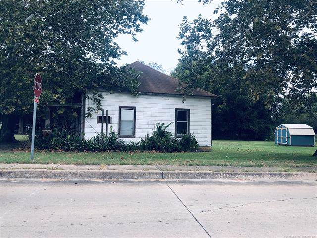 201 Stonewall Avenue, Mcalester, OK 74501 (MLS #1936754) :: 918HomeTeam - KW Realty Preferred