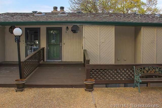 56310 E 295 Road #9, Monkey Island, OK 74331 (MLS #1936773) :: 918HomeTeam - KW Realty Preferred