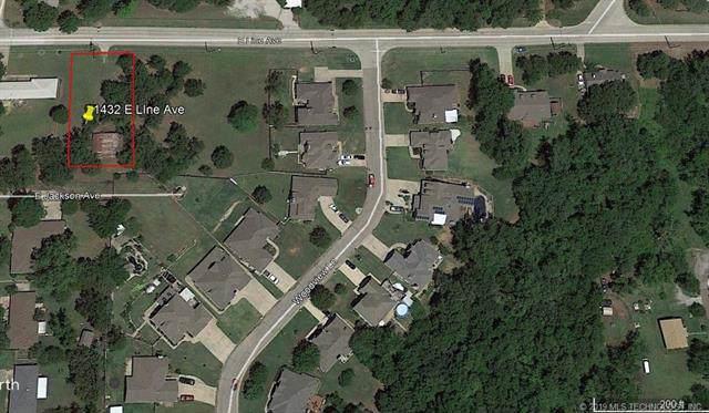 1432 E Line Avenue, Sapulpa, OK 74066 (MLS #1936781) :: 918HomeTeam - KW Realty Preferred