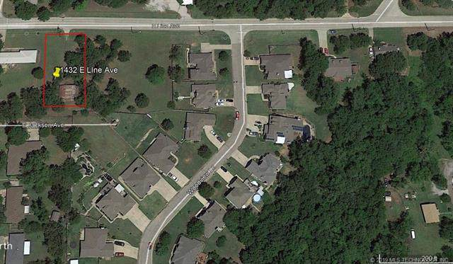 1438 E Line Avenue, Sapulpa, OK 74066 (MLS #1936784) :: 918HomeTeam - KW Realty Preferred