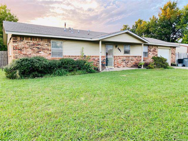 601 N Story Avenue, Wagoner, OK 74467 (MLS #1936809) :: 918HomeTeam - KW Realty Preferred