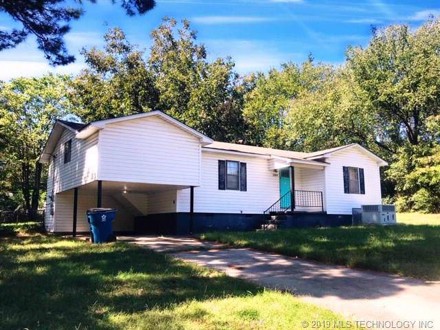 2909 N Ash Street, Mcalester, OK 74501 (MLS #1936838) :: 918HomeTeam - KW Realty Preferred
