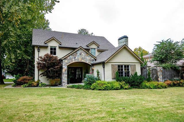 3248 S Utica Avenue, Tulsa, OK 74105 (MLS #1936851) :: 918HomeTeam - KW Realty Preferred