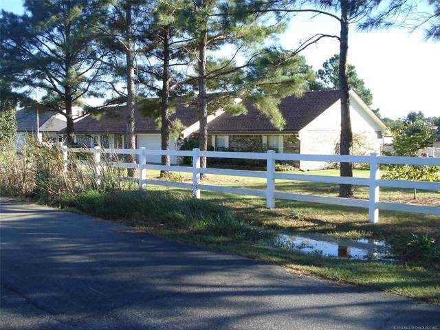 50 Edgewood Road, Eufaula, OK 74432 (MLS #1936866) :: Hopper Group at RE/MAX Results