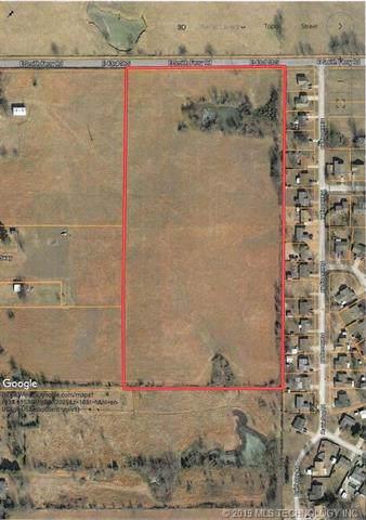 Smith Ferry Road, Muskogee, OK 74403 (MLS #1936873) :: 918HomeTeam - KW Realty Preferred