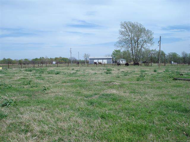 115517 S 4110 Road, Eufaula, OK 74432 (MLS #1936963) :: Hopper Group at RE/MAX Results