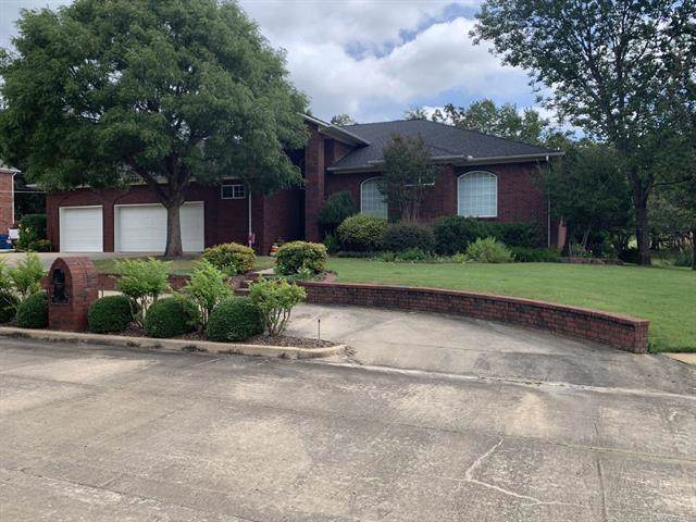 1418 Timber Lane, Mcalester, OK 74501 (MLS #1937077) :: Hopper Group at RE/MAX Results