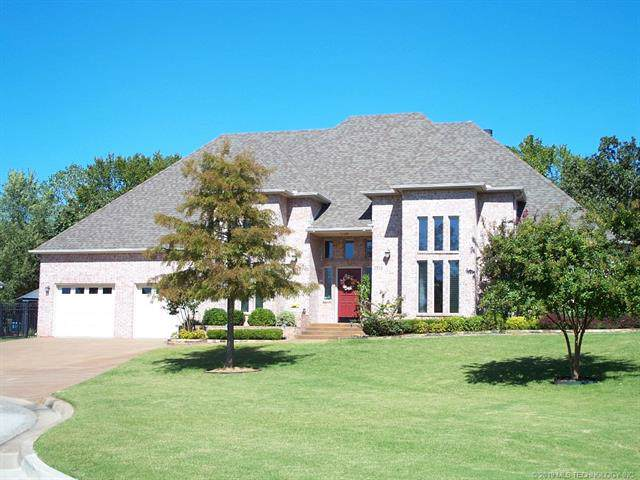1310 N Northridge Court, Sand Springs, OK 74063 (MLS #1937119) :: Hopper Group at RE/MAX Results
