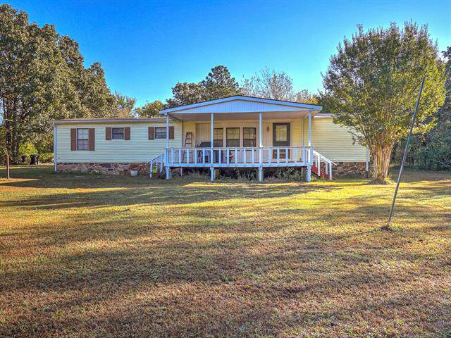 55626 S 36620 Road, Terlton, OK 74081 (MLS #1937290) :: Hopper Group at RE/MAX Results