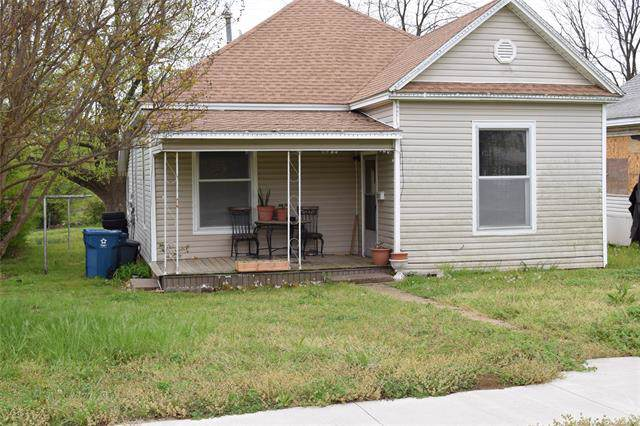 632 E Washington Avenue, Mcalester, OK 74501 (MLS #1937331) :: 918HomeTeam - KW Realty Preferred