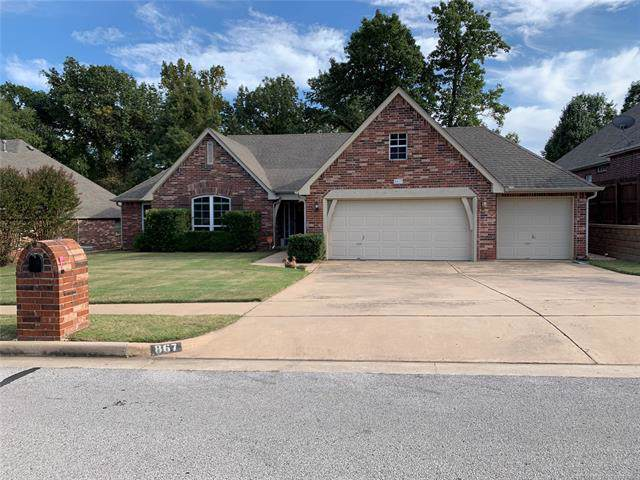 867 N Ivy Lane, Sand Springs, OK 74063 (MLS #1937434) :: Hopper Group at RE/MAX Results