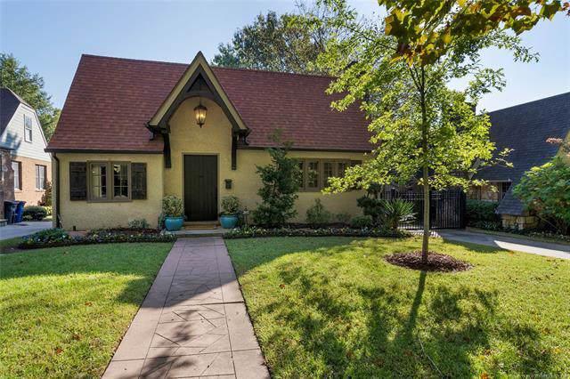 2645 S Trenton Avenue, Tulsa, OK 74114 (MLS #1937464) :: 918HomeTeam - KW Realty Preferred