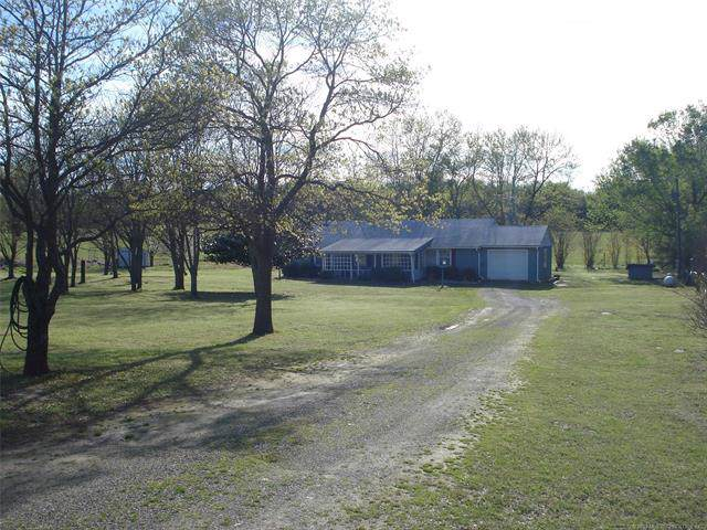 121690 S 4130 Road, Eufaula, OK 74432 (MLS #1937468) :: Hopper Group at RE/MAX Results