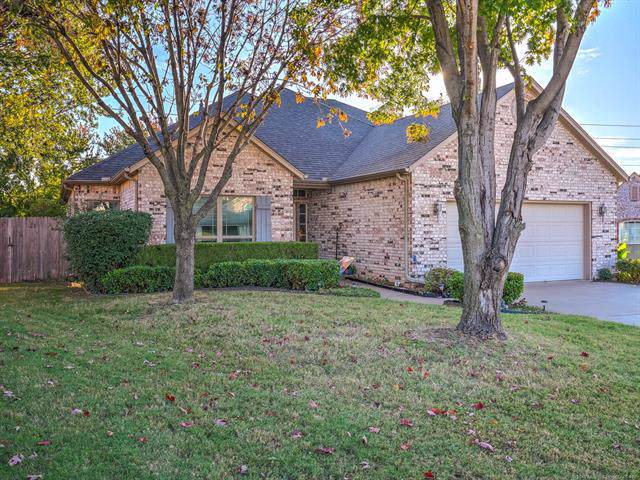 1009 W Granger Street, Broken Arrow, OK 74012 (MLS #1937547) :: 918HomeTeam - KW Realty Preferred