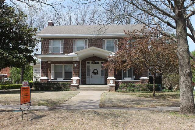801 S Townsend Street, Ada, OK 74820 (MLS #1937555) :: 918HomeTeam - KW Realty Preferred