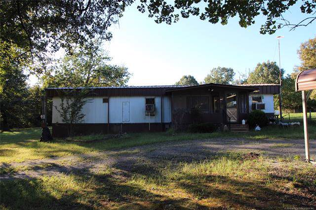 11522 Oak Drive, Cameron, OK 74932 (MLS #1937742) :: 918HomeTeam - KW Realty Preferred