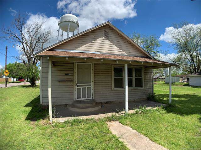 1224 W Texas Street, Durant, OK 74701 (MLS #1937822) :: Hopper Group at RE/MAX Results