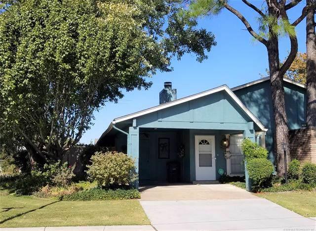 10803 E 15th Street, Tulsa, OK 74128 (MLS #1937828) :: Hopper Group at RE/MAX Results