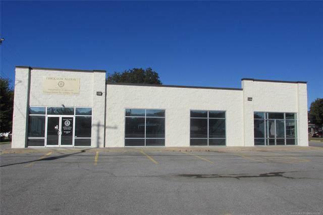 501 S Mississippi Avenue, Ada, OK 74820 (MLS #1937841) :: 918HomeTeam - KW Realty Preferred
