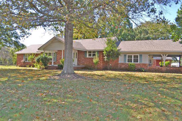3796 State Hwy 51, Hulbert, OK 74441 (MLS #1937847) :: Hopper Group at RE/MAX Results