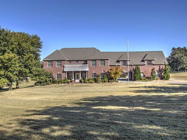13155 E 500 Road, Claremore, OK 74017 (MLS #1937858) :: 918HomeTeam - KW Realty Preferred