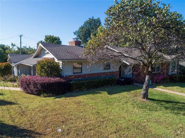 4048 S Sandusky Avenue, Tulsa, OK 74135 (MLS #1937877) :: 918HomeTeam - KW Realty Preferred