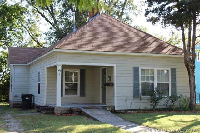 126 W Mckinley Avenue, Sapulpa, OK 74066 (MLS #1937984) :: Hopper Group at RE/MAX Results